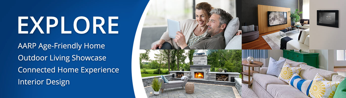 AARP Age-Friendly Home   Rhode Island Home Show on aging in place bathrooms, southwest airlines bathrooms, wal-mart bathrooms, corporate bathrooms, sears bathrooms, google bathrooms, home depot bathrooms, marriott bathrooms,